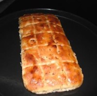 Rosemary & Garlic Flat Bread
