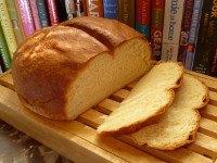 Fresh corn yeast bread