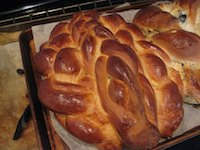 Hungarian Compound Braid Challah