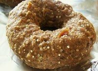 A-Plus Pumpkin Bagels