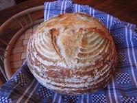 Salt Fermented Sourdough
