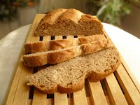 Seedy Wheat Bread