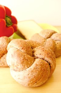 Healthy Bread Rolls
