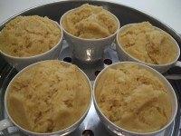 Sweet Potato Huat Kueh (Steamed Prosperity Cake)