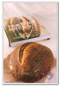 Tartine whole wheat loaf