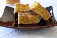 Sweet Mango Apricot Cashews Flat bread