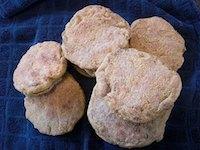 Buckwheat Enlgish Muffins