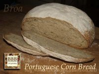 Broa (Portuguese Corn Bread)