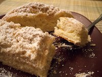 Cheese Filled Coffee Cake