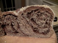 Chocolate-Cinnamon-Pecan Babka