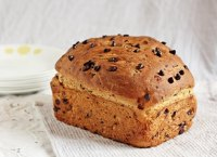 Yeasted Zucchini Chocolate Chip Bread
