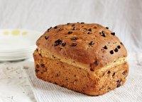 Yeasted Zucchini Chocolate Chip Bread