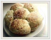 Zucchini Crown Bread