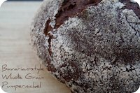 Bavarian-style Whole Grain Pumpernickel