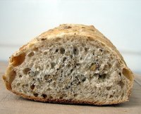 Seeded Norwich Sourdough
