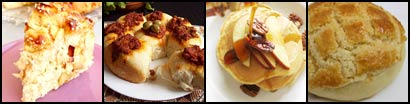 Flat Breads, Sweet Breads, and More