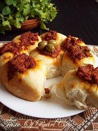 Sfeeha( Meat Pie)