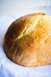 James Beard's White Free-Form Loaf