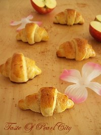 Mini Apple Croissant