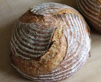 Bread Crumb Sourdough