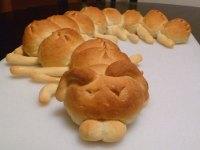 Caterpillar Bread