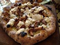 Roman Pizza Dough Pizza's WFO Style