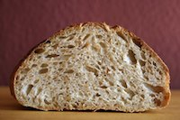 Sparkling Water Bread