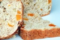 Apricot Almond Bread