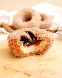 Cinnamon Sugar Doughnuts