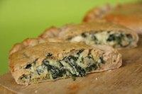 Scrumptious Spinach Calzones