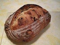 Pain au Levain with Hazelnuts & Currants