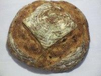 Roasted Potato Bread with Garlic & Rosemary