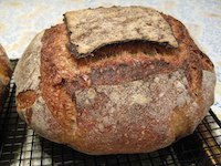 Basic Country Bread from