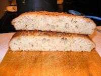 Big Al's Rosemary Garlic Focaccia