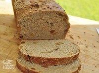 Rye Oat meal Raisin Bread