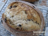 Golden Raisin Sourdough