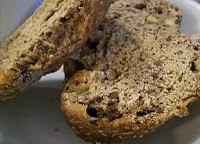 Apple Jacks n' Flax Bread