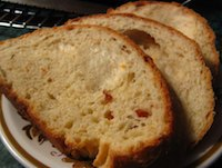 Sundried Tomato and Rosemary Bread