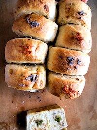 Safflower and Lavender Savory Loaf