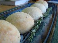 Potato Rosemary Rolls