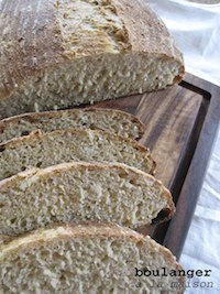 Multigrain Extraordinaire - sourdough version