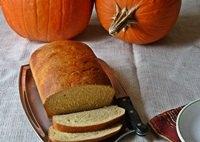 Whole Wheat Pumpkin Banana Bread