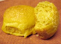 Sourdough Sweet Potato Rolls