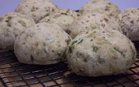 Tabbouleh Bread with Parsley & Garlic