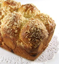 Coconut Bubble Bread