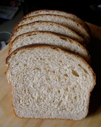 Honey Buttermilk Bread
