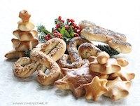 bread festive letters