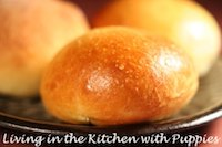 Brioche Burger Buns