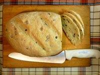 Olive Rosemary Bread