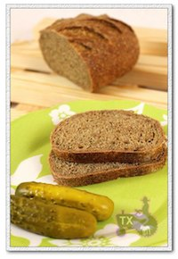 pickle rye with dill